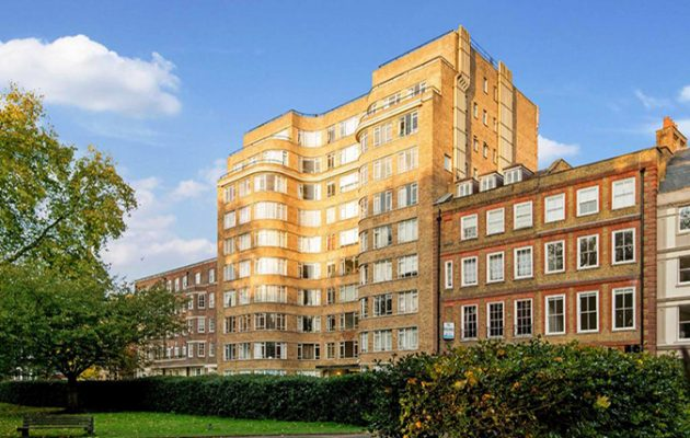 poirot s london flat for sale country life