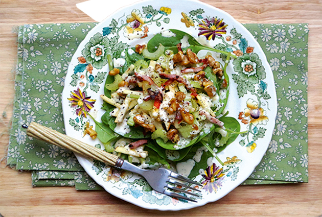 recipes with walnuts