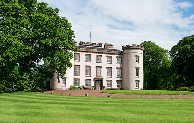 Romantic scottish estates for sale country life for European mansions for sale