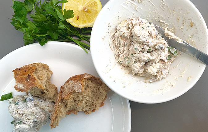 smoked mackerel pate recipe