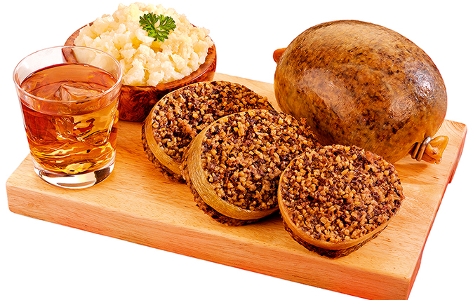 The joys of haggis