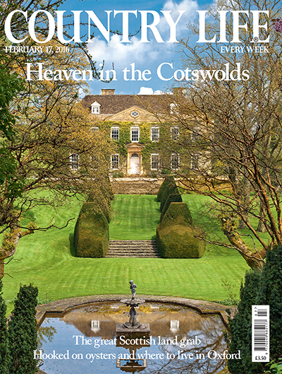 February 17 2016 cover Country Life
