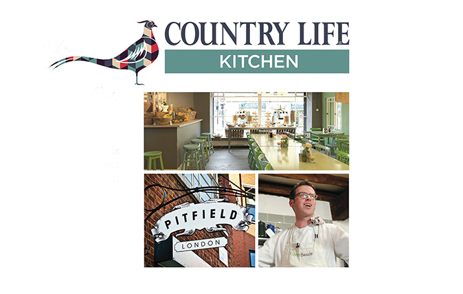 the country life kitchen
