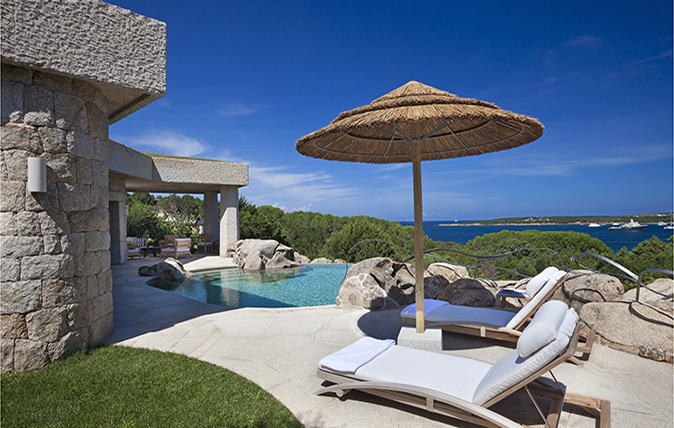 Costa Smeralda luxury hotel
