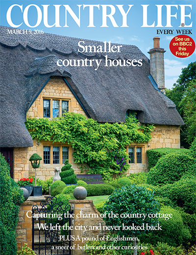 Country Life March 9 2016 cover