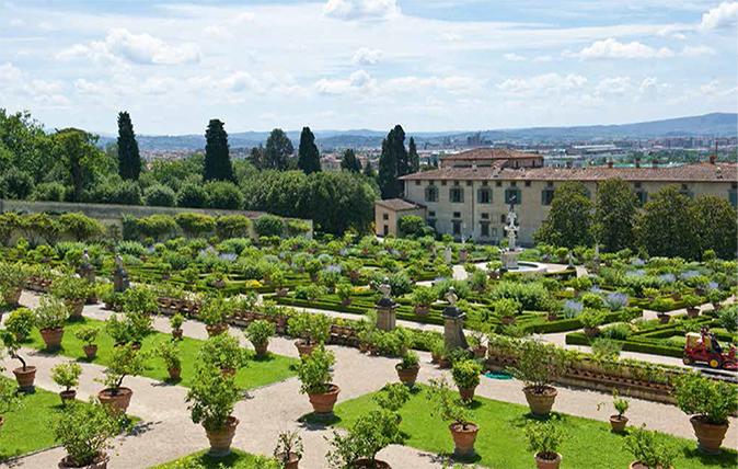Villa Medicea di Castello promo