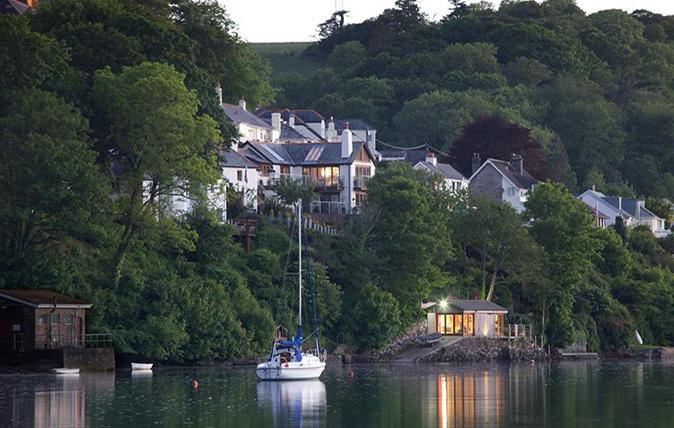 devon waterside house for sale