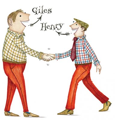 giles and henry