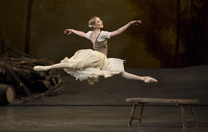 Giselle, The Royal Ballet