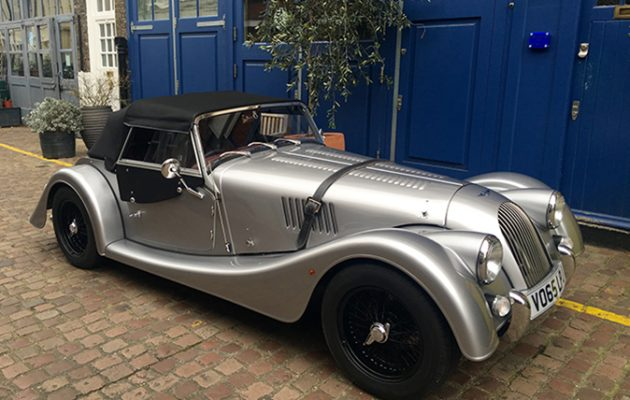 Morgan Roadster review - Country Life