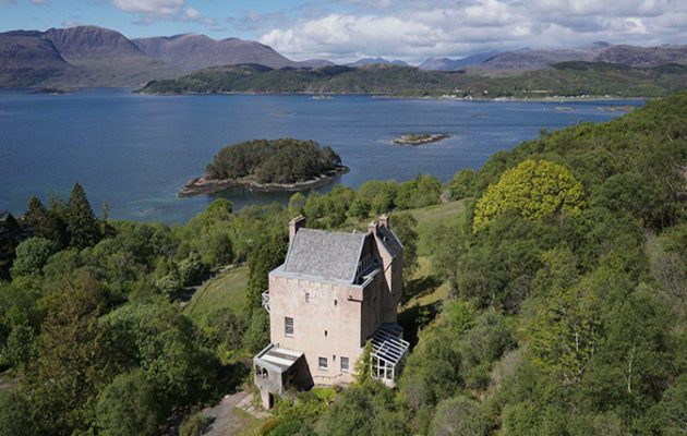 top 6 houses and castles for sale in scotland country life