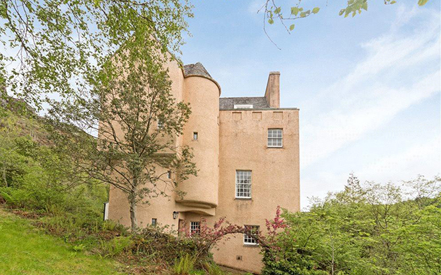rossshire tower house for sale country life