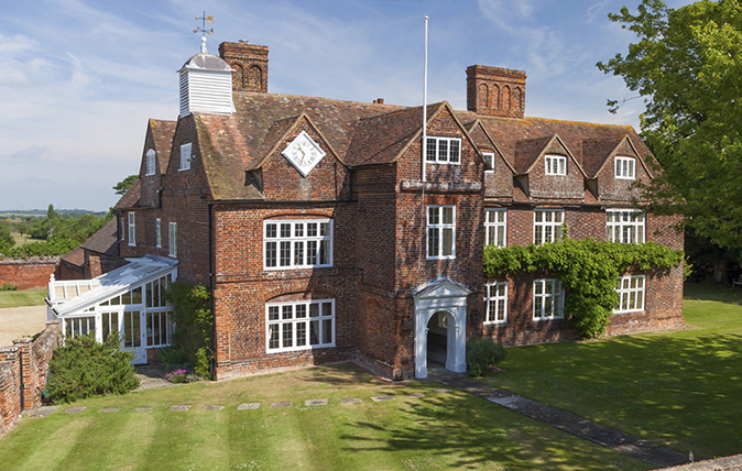 grade I listed property for sale in kent