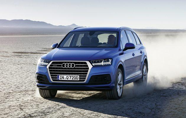 Audi Q7 Tdi Sel Auto Express