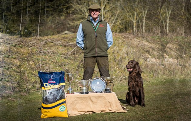 Howard Kirby, founder of Mullenscote Gundogs