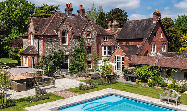 hampshire country house for sale country life