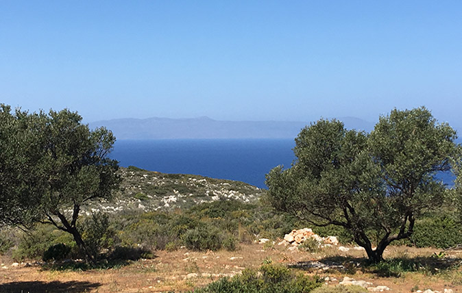 holiday to crete
