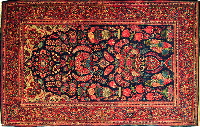 bold & beautiful rugs to update your home - country life Beautiful Rugs