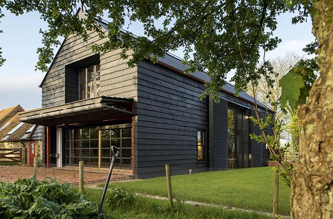 award-winning new country houses