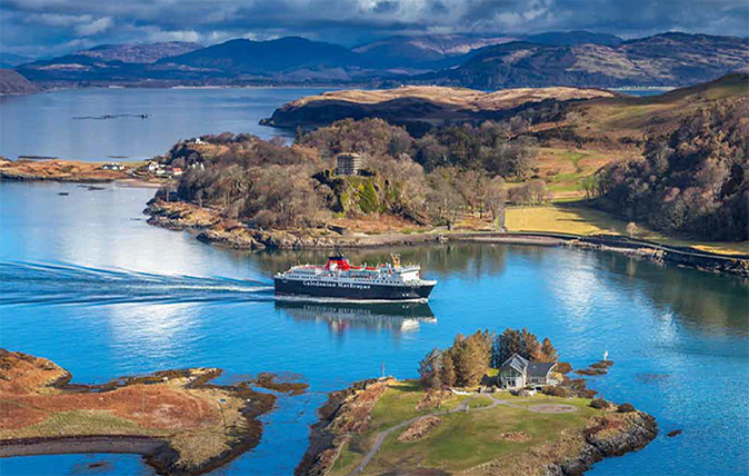 Argyll Island For Sale