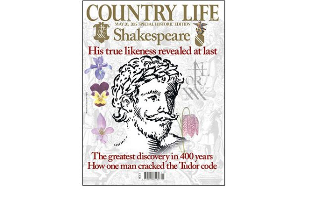shakespeare cover PPA awards