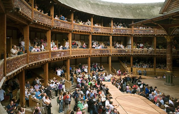 the importance of the globe theater in shakespearean literature