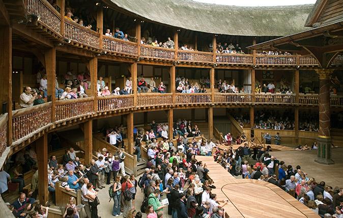 shakespeares's globe theatre