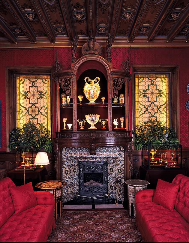 Peachy The Smoking Room English Country Houses Country Life Inzonedesignstudio Interior Chair Design Inzonedesignstudiocom