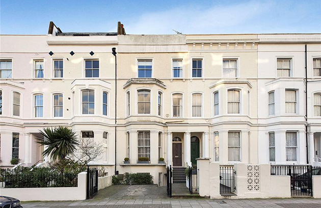 London property hunter 5m in notting hill country life for House notting hill