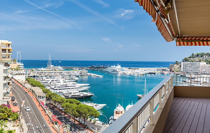 Le Panorama, Monaco. Pics: Finlay Brewer, fine for re-use