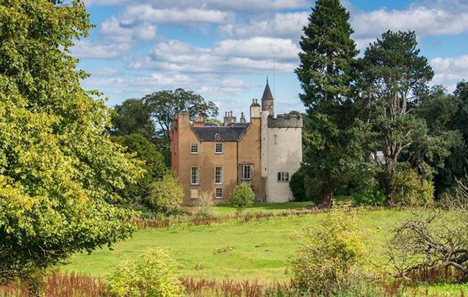 scottish castle for sale