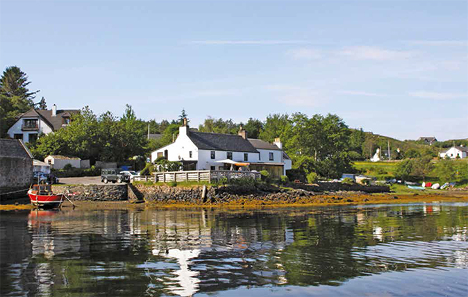 waterside scottish pub for sale