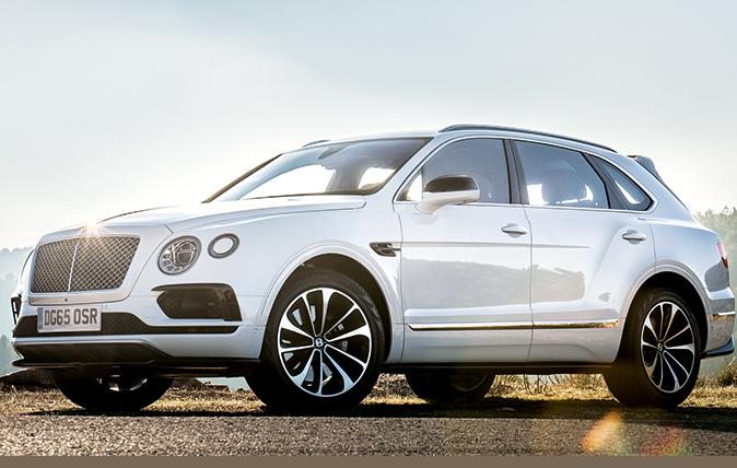 Bentley Bentayga review promo3