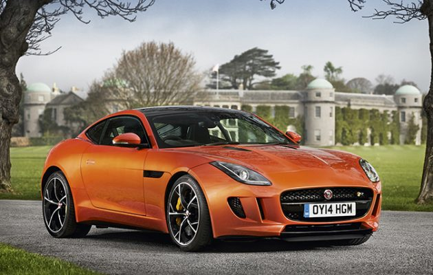 jaguar f type r awd car review country life. Black Bedroom Furniture Sets. Home Design Ideas