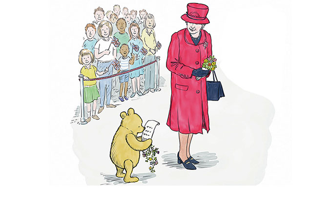 New Winnie The Pooh story