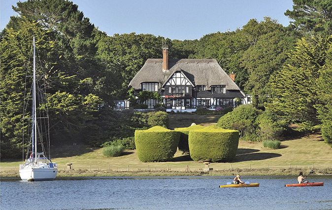 waterside properties for sale