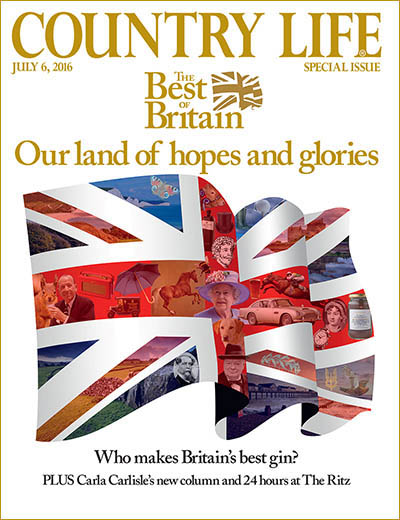 Country Life Best of Britain 400