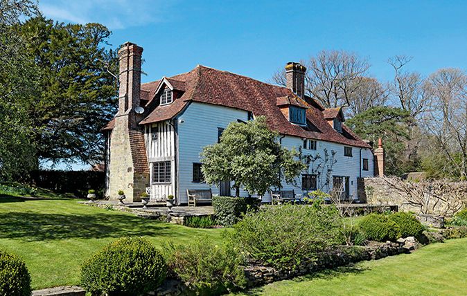 East Sussex country house for sale