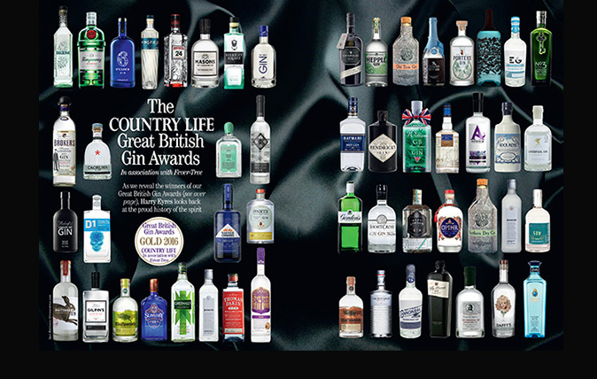 Great British Gin Awards