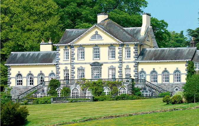 Ffynone John Nash Welsh masterpiece for sale