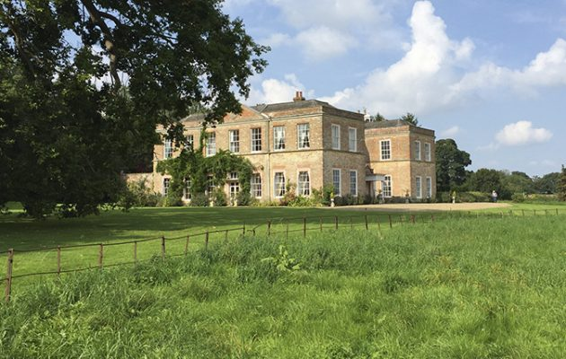 Historic country houses for sale in suffolk country life for Grove park house