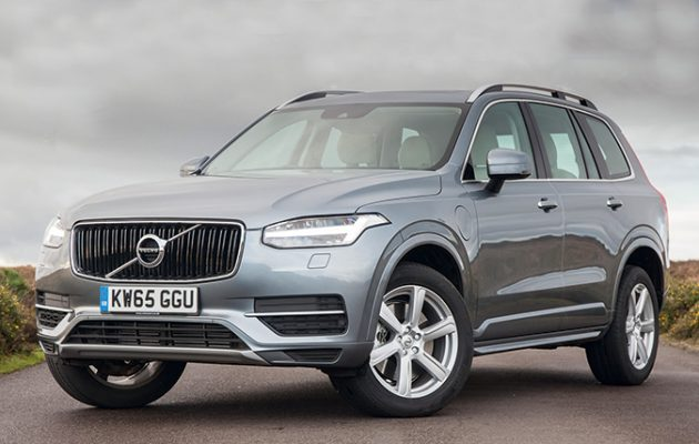 The new Volvo XC90 T8: car review - Country Life