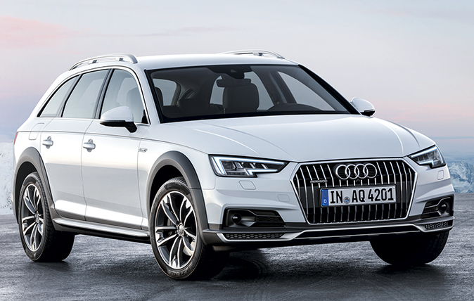 audi a4 allroad quattro car review country life. Black Bedroom Furniture Sets. Home Design Ideas