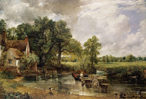 Christopher Brickell chooses his favourite painting for Country Life