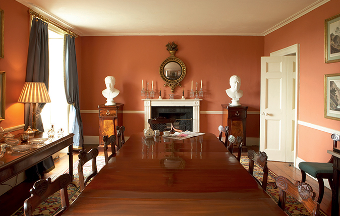 Regency Dining Room Design Ideas And Tips Country Life