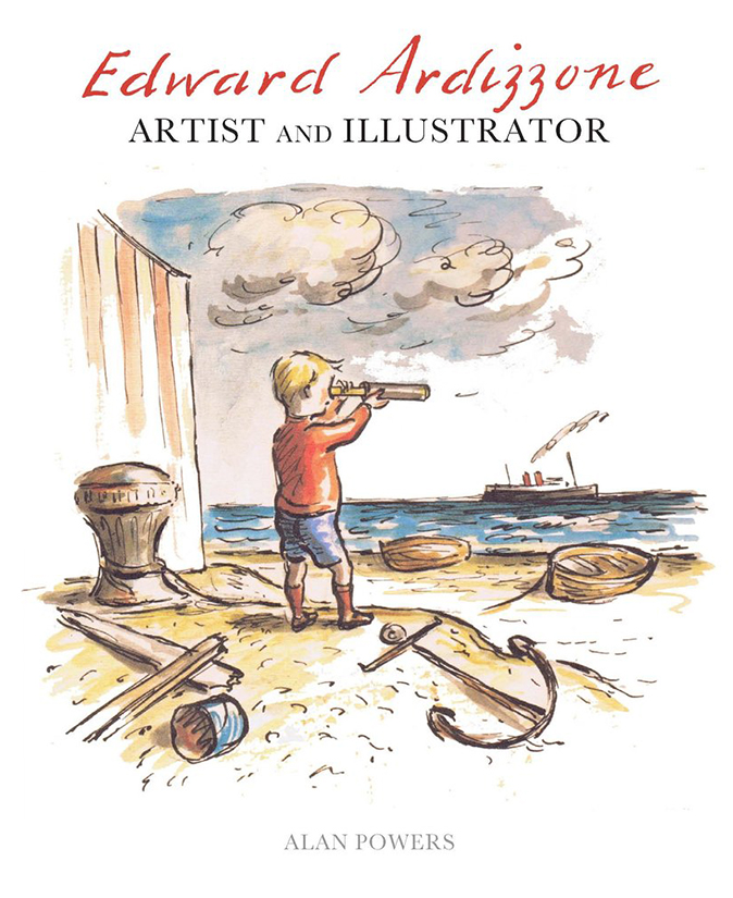 Southeast Big Boys Toys : Book of the week edward ardizzone artist and illustrator