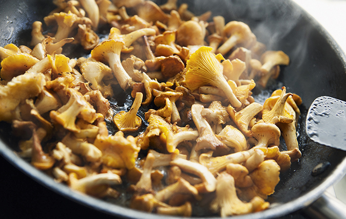 cooking with mushrooms tips