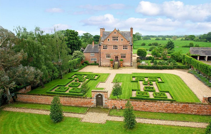 best country houses