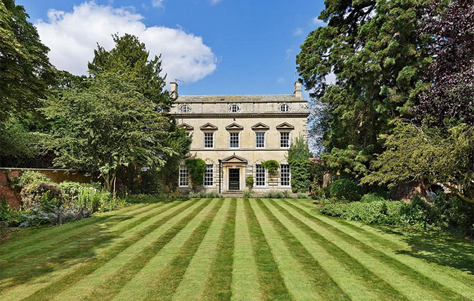 manor house for a million