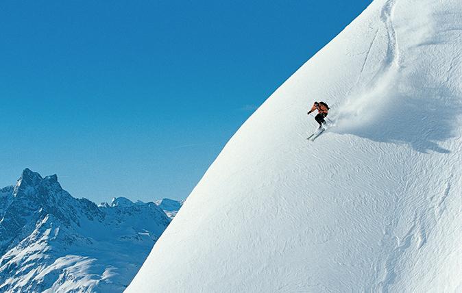 memorable ski runs
